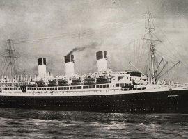 Untergang der Cap Arcona am 3. Mai 1945