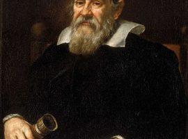 Galileo Galilei und Urban VIII.