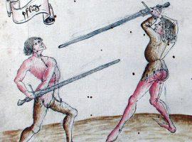Schwertkampf im europäischen Mittelalter – Fiktion und Realität