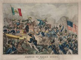 Der Mexikanisch-Amerikanische Krieg 1846 – 1848