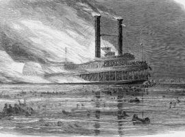 Der Untergang der SS Sultana 1865