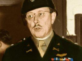 Colonel Burton C. Andrus – Kommandant des Gefängnis in Nürnberg während der Nürnberger Prozesse