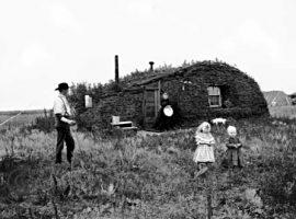 Der Homestead Act oder das Heimstättengesetz der USA