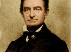 John Brown, Abolitionst, Gegner amerikanischer Sklaverei