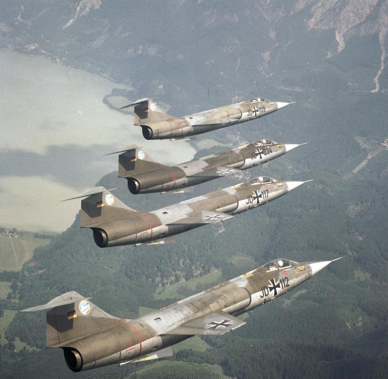 Starfighter-F-104-G