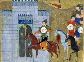 Archäologie: Festung von Dschingis Khan entdeckt