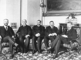 Die Anfänge der Weimarer Republik: Eine vertane Chance?