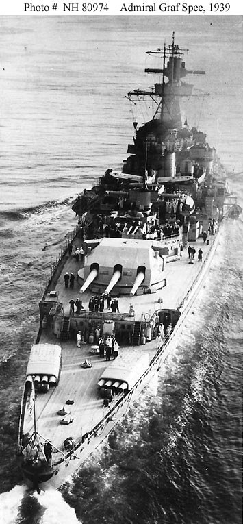 Graf Spee Arado 2