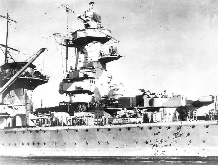 Graf Spee Seetakt