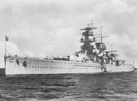 Ein mutiger Offizier – Hans Langsdorff als Kapitän der Admiral Graf Spee
