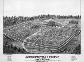 Die Kriegsgefangenen im Amerikanischen Sezessionskrieg