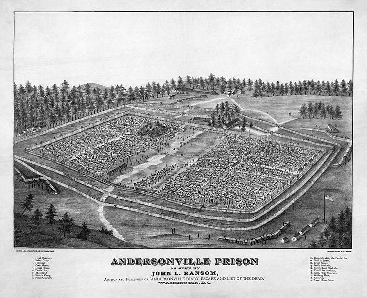 737px-Andersonville Prison