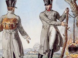 Soldaten der Grande Armée