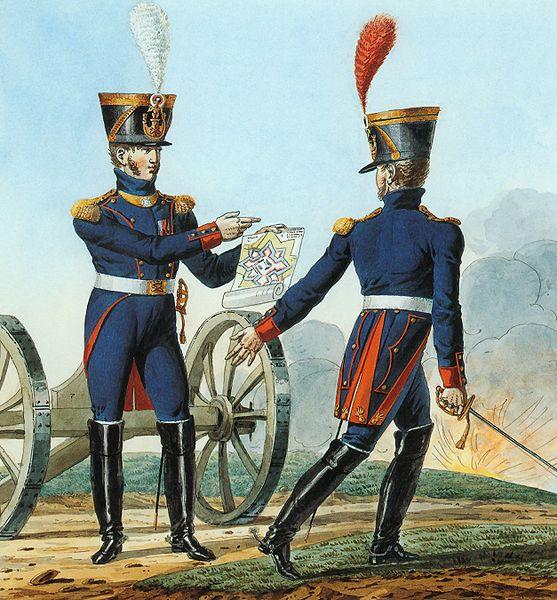 557px-Grande_Armée_-_Artillery-Colonel_and_Chef_du_Bataillon