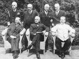 Das Ende des II. Weltkriegs – die Welt steht vor einer Zäsur