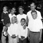 George H. W. Bush überflügelte seinen Vater politisch - er war der 41. Präsident der USA und ist der Vater von George W. und Jeb Bush.
