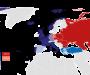 Blockbildung in Europa im Kalten Krieg – der Warschauer Pakt und die NATO