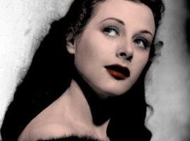Hedy Lamarr – Schauspielerin, Erfinderin und im Widerstand gegen das III. Reich