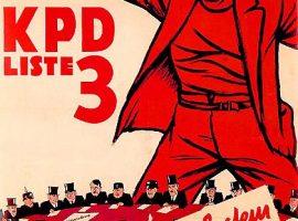 Wahlwerbung von 1932