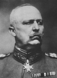 Portrait Erich Ludendorff