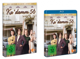 Die Miniserie Ku'damm 56 erscheint am 29. April 2016 auf DVD und Blu-Ray