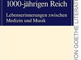 """Das Buch """"Eine Familie im 1000-jährigen Reich"""" beschreibt die Lebensgeschichte von Peter Lücker. (c) August von Goethe Literaturverlag"""