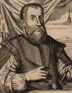 Don Diego Velazquez de Cuellar, Eroberer und Gouverneur von Kuba