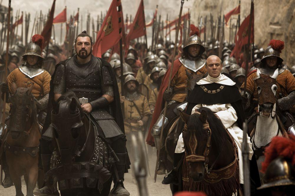 Die Spanische Inquisition © 2016 Twentieth Century Fox
