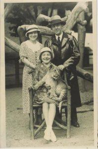 Toifl im Jahr 1933, Privatbesitz Felizitas Toifl