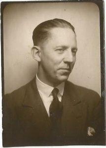 Toifl im Jahr 1934, Privatbesitz Felizitas Toifl