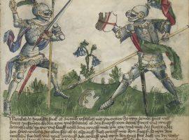 Waffenkunde im Mittelalter