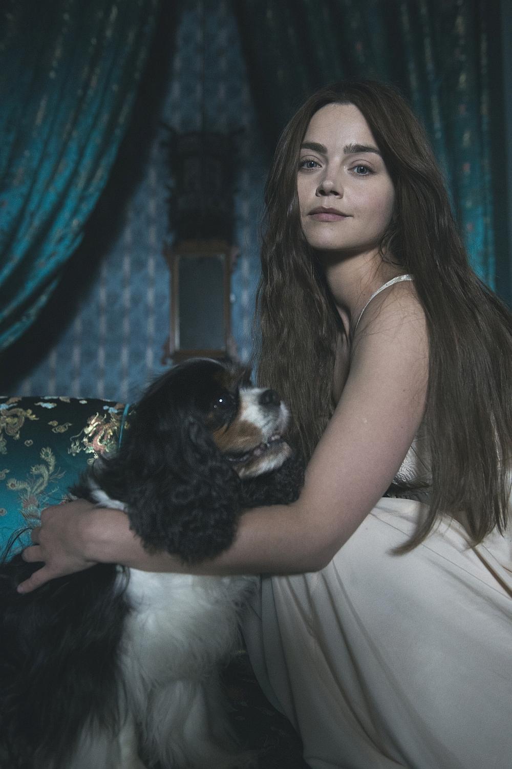 © EDEL / ITV Plc Im Bild: JENNA COLEMAN als Victoria