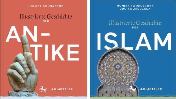 Mit ihrer Reihe Illustrierte Geschichte will der Metzler-Verlag durch Grundlagen-Wissen das Verstehen aktueller Ereignisse erleichtern. Dies gelingt.