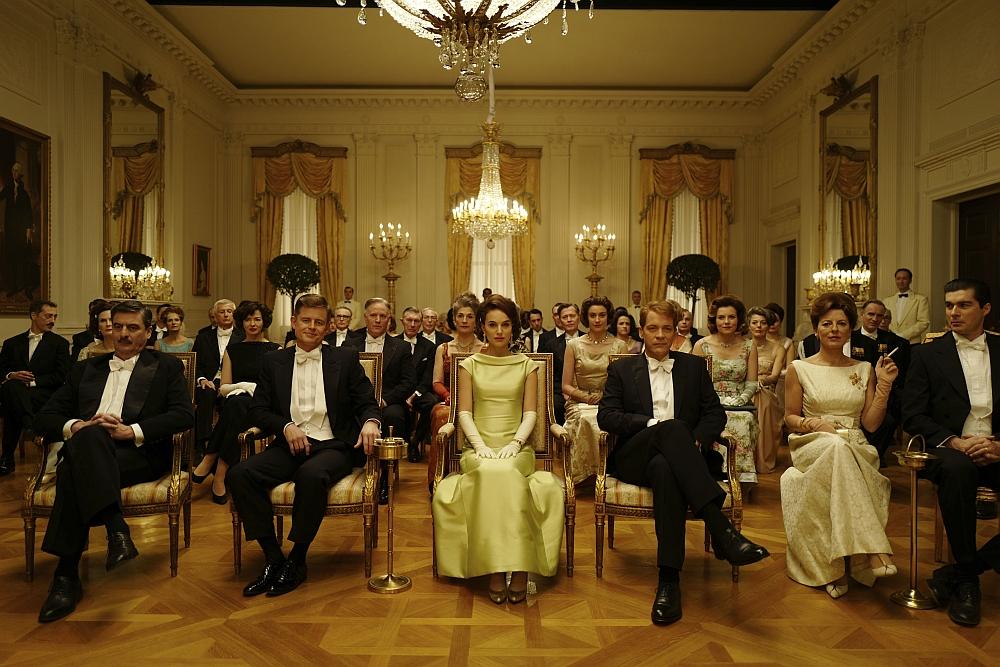 Jackie prägte die Legende der Kennedy-Administration als Camelot: Während der Kennedy-Präsidentschaft wurde das Weiße Haus zu einem Ort von Kultur und Wissenschaft. Bilder Universum Film / Tobis Film