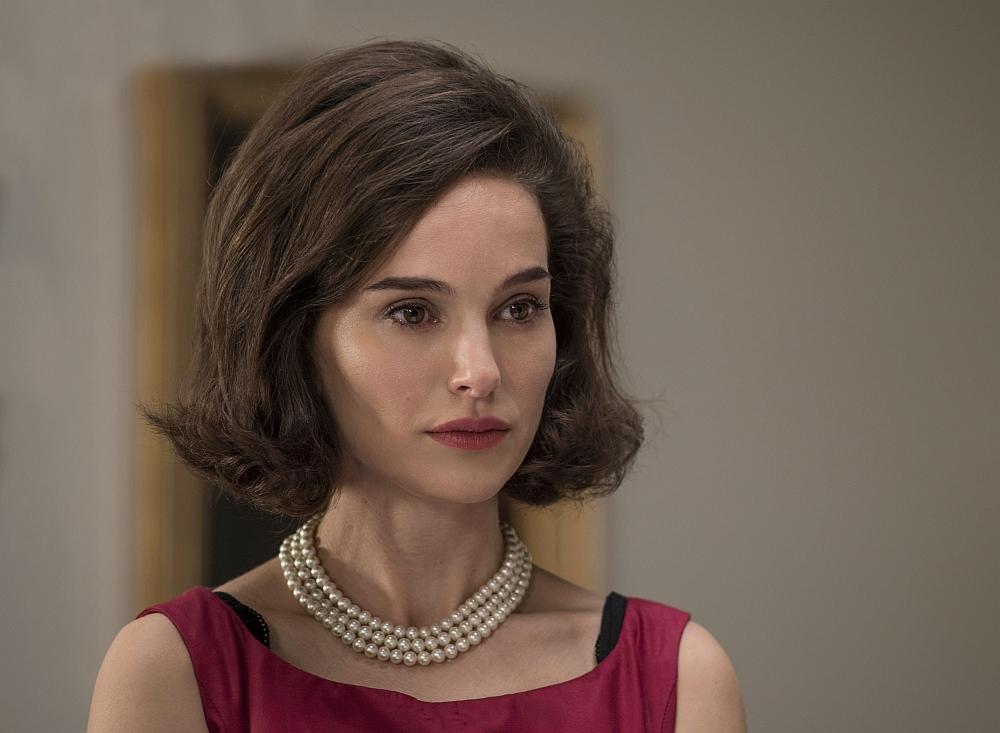 Natalie Portman spielt Jackie herausragend