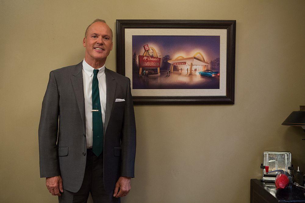 Ray Kroc (Michael Keaton) hat einen Plan zur Ausweitung des Unternehmens. ©splendid-film