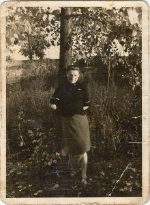 Leokadia auf der Flucht in Połaniec - Frühling oder Herbst 1942