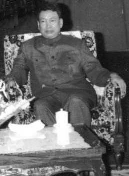 Pol Pot im Jahr 1978, (c) Romanian Communism Online Photo Collection under the digital ID 45014X1X4