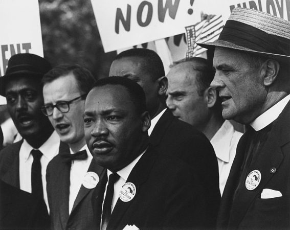 4. April 1968: Ermordung von Martin Luther King