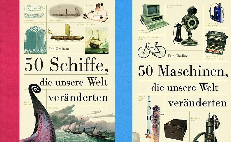 Titelbilder der Bücher, Bild (c) 2018 Haupt-Verlag