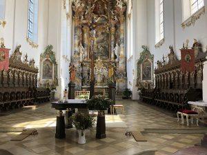 In der Klosterkirche