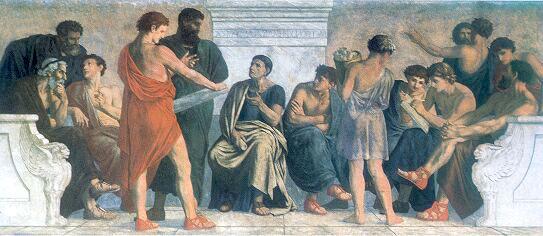 Die Schule des Aristoteles