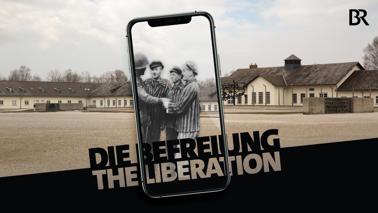 Quelle: Archiv KZ-Gedenkstätte Dachau/Montage BR/Christopher Roos von Rosen