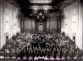 Vor 75 Jahren wurde das NDR Elbphilharmonie Orchester gegründet