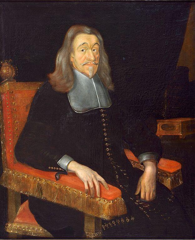 Ernst I. der Fromme lebte von 1601 - 1675 und begründete das Haus Sachsen-Gotha-Altenburg