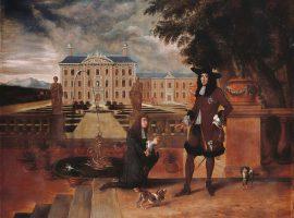 Ein Bild und seine Geschichte: Warum präsentierte man dem englischen König Karl II. eine Ananas?