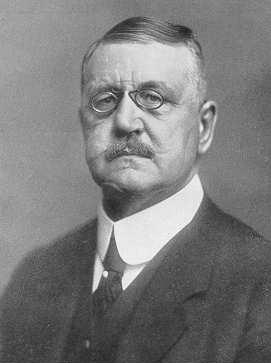 Wolfgang Kapp (geboren: 24. Juli 1858, gestorben: 12. Juni 1922 in Leipzig)